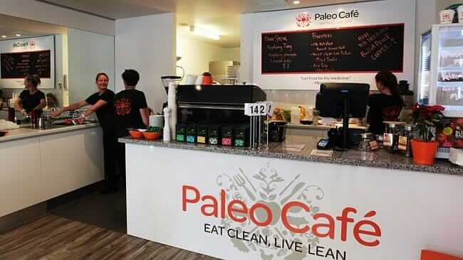 Paleo Cafe - Food Feature