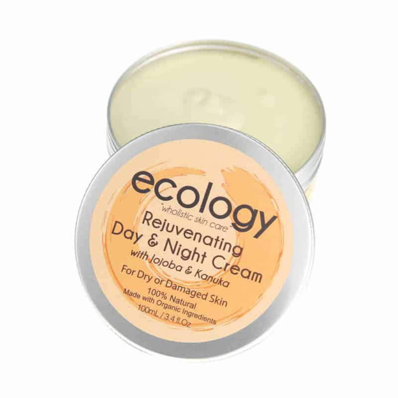 Rejuvenating Cream with Jojoba & Kanuka Ecology Skincare