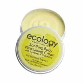 Soothing Baby Moisturising Cream Ecology Skincare 100mL