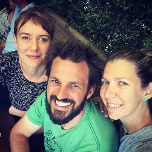 The Primal Shift Team: Jo Fitton, Andrew Fieldhouse & Crystal Fieldhouse