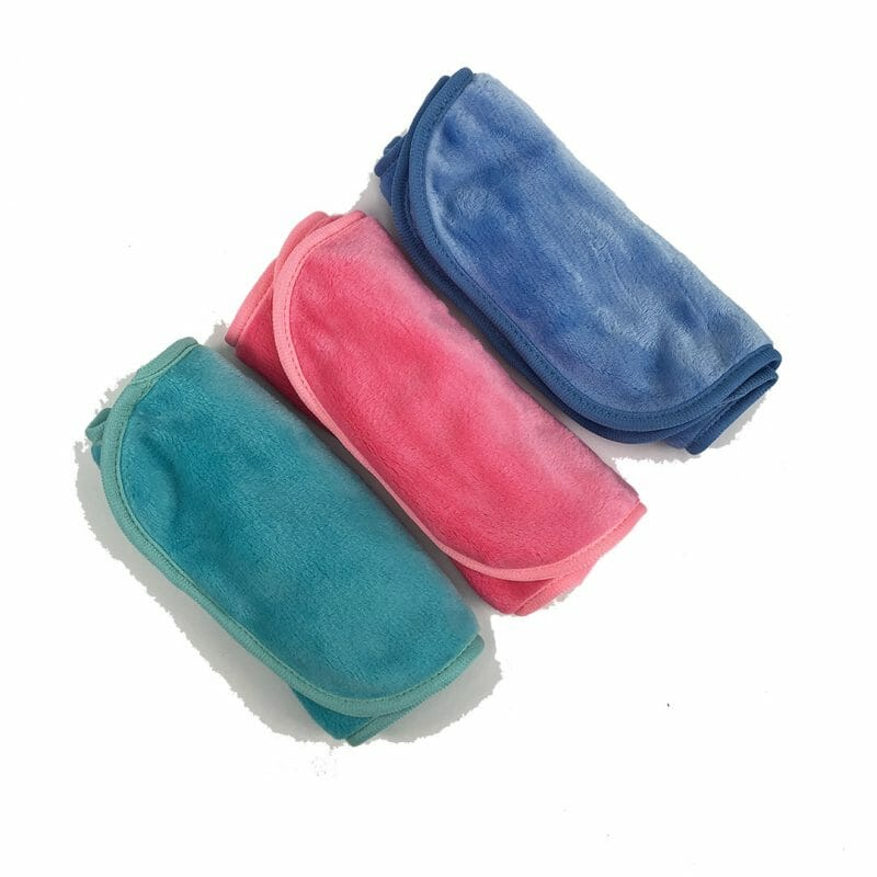 Microfibre Makeup Removal Cloths