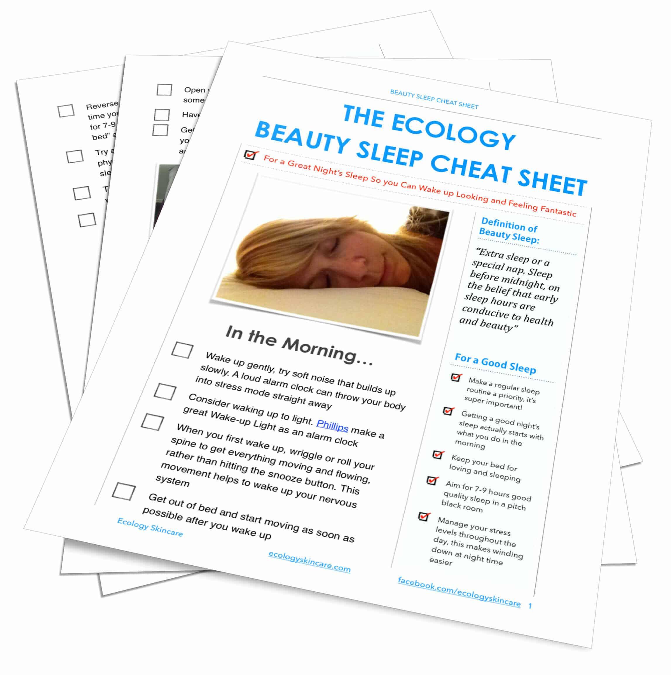 Bathroom Detox Checklist