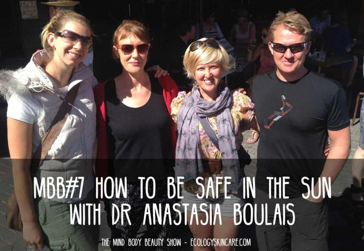 Dr Anastasia Bolas sun smart Ecology Skincare