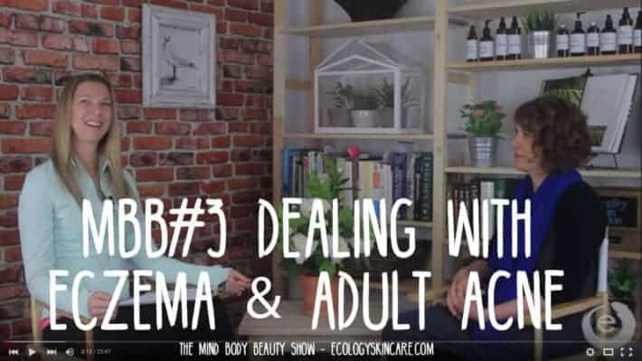 Dealing with eczema and adult acne Ecology Skincare_opt