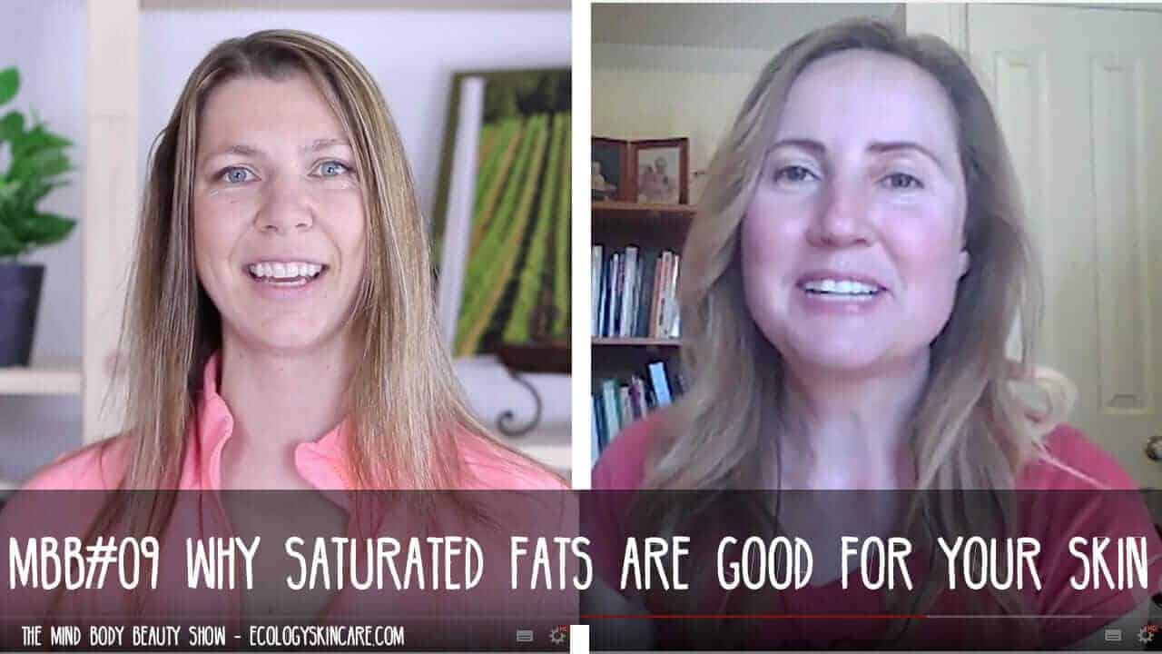 Christine Cronau Saturated Fat Ecology Skincare