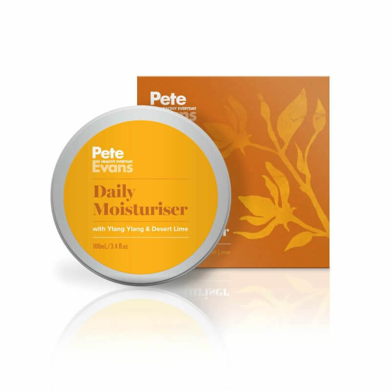 Pete Evans Daily Moisturiser with Ylang Ylang & Desert Lime