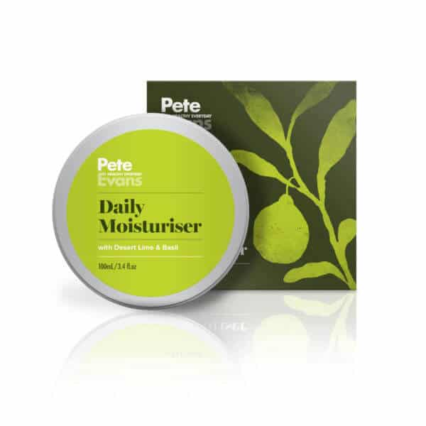 Pete Evans Daily Moisturiser with Desert Lime & Basil